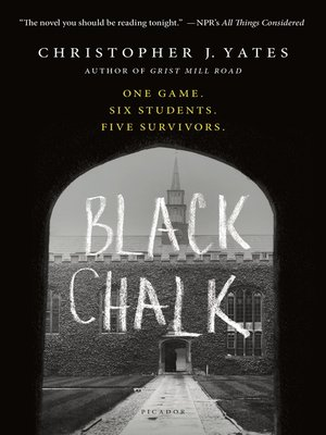 cover image of Black Chalk