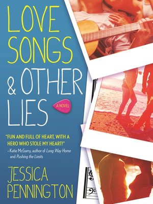 cover image of Love Songs & Other Lies