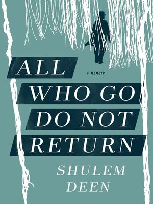 cover image of All Who Go Do Not Return