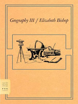 cover image of Geography III