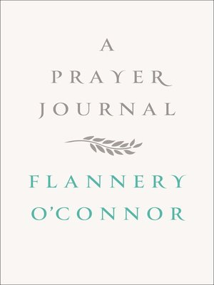 cover image of A Prayer Journal