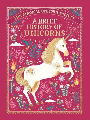 cover image of A Brief History of Unicorns