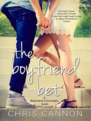 cover image of The Boyfriend Bet