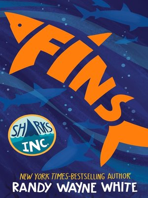 cover image of Fins--A Sharks Incorporated Novel