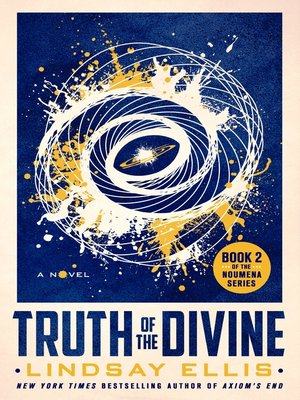 cover image of Truth of the Divine--A Novel
