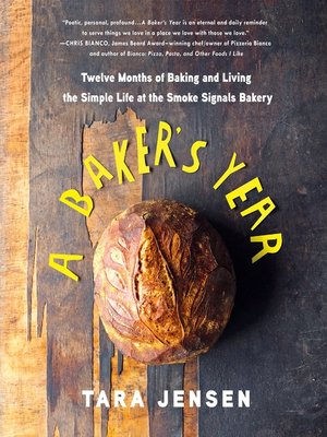 cover image of A Baker's Year