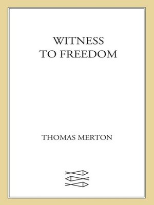 cover image of Witness to Freedom