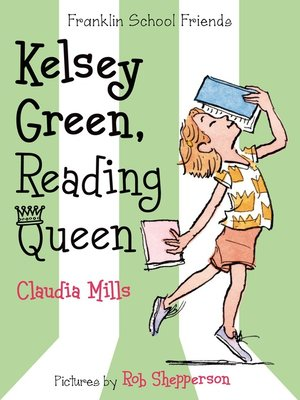 cover image of Kelsey Green, Reading Queen