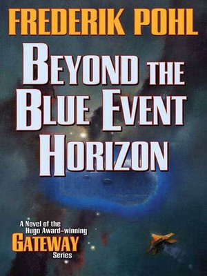 cover image of Beyond the Blue Event Horizon
