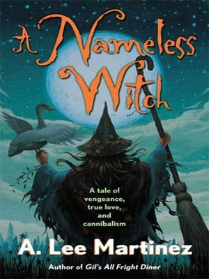 cover image of A Nameless Witch