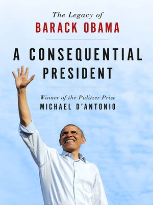 cover image of A Consequential President