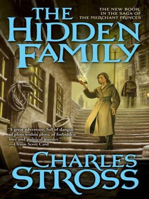 cover image of The Hidden Family