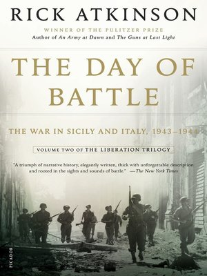 cover image of The Day of Battle: The War in Sicily and Italy, 1943-1944
