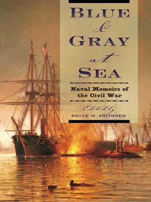 cover image of Blue & Gray at Sea