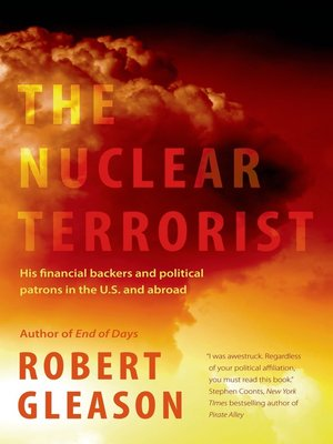 cover image of The Nuclear Terrorist