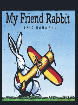 cover image of My Friend Rabbit