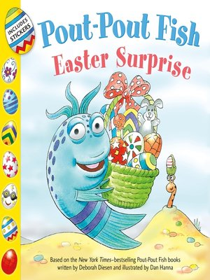 cover image of Pout-Pout Fish: Easter Surprise