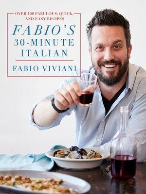 cover image of Fabio's 30-Minute Italian