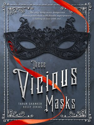 cover image of These Vicious Masks