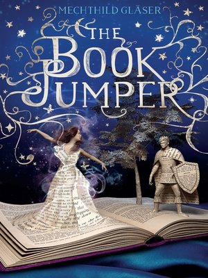 cover image of The Book Jumper