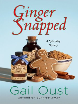cover image of Ginger Snapped