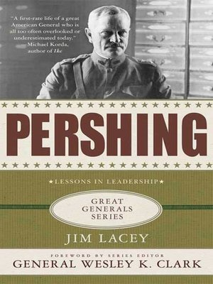 cover image of Pershing