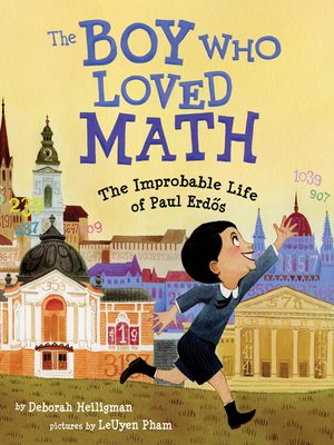 cover image of The Boy Who Loved Math