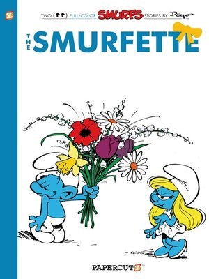 cover image of The Smurfette
