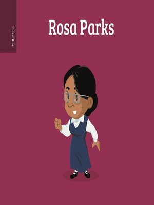 cover image of Pocket Bios--Rosa Parks