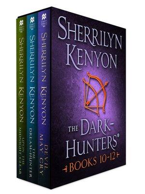 cover image of Dark-Hunter Series, Books 10-12