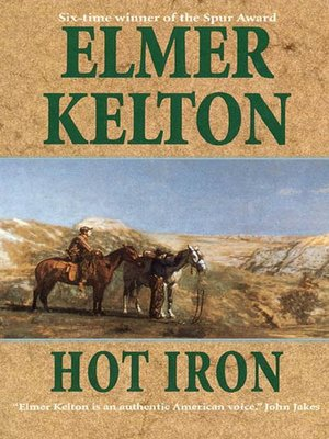 cover image of Hot Iron