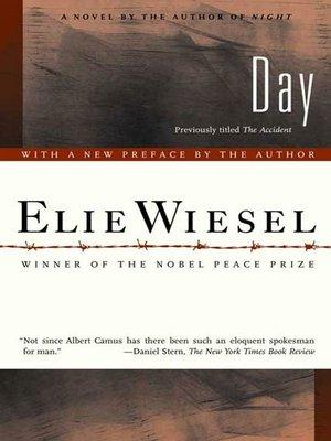Dawn by Elie Wiesel · OverDrive (Rakuten OverDrive): eBooks ...