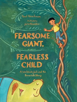 cover image of Fearsome Giant, Fearless Child