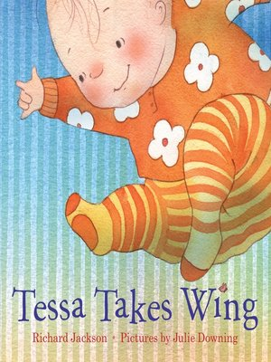 cover image of Tessa Takes Wing