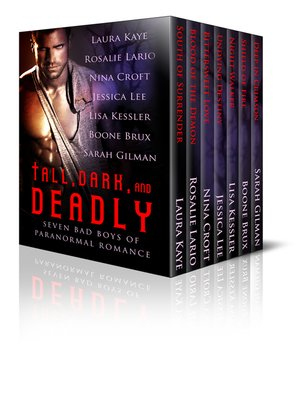 cover image of Tall, Dark, and Deadly