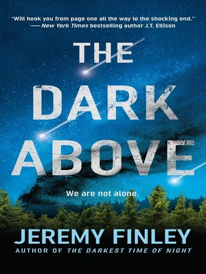 cover image of The Dark Above