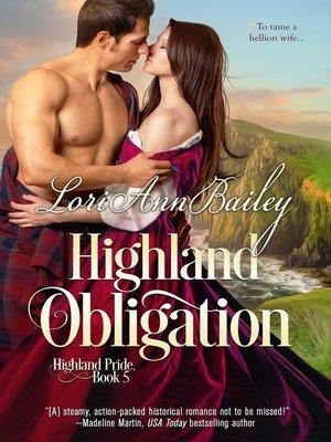 cover image of Highland Obligation