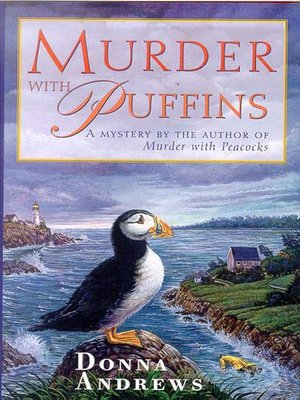 cover image of Murder With Puffins