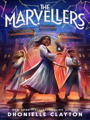 cover image of The Marvellers