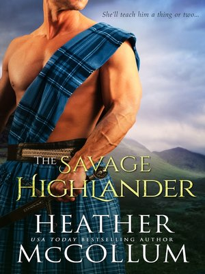 cover image of The Savage Highlander