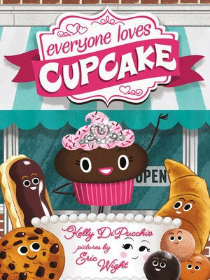 cover image of Everyone Loves Cupcake