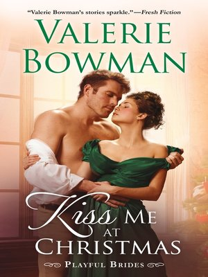 cover image of Kiss Me at Christmas