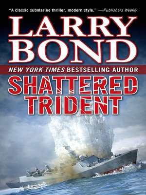 cover image of Shattered Trident