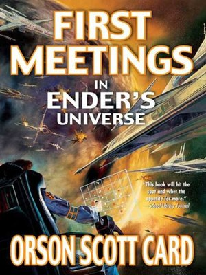 cover image of First Meetings