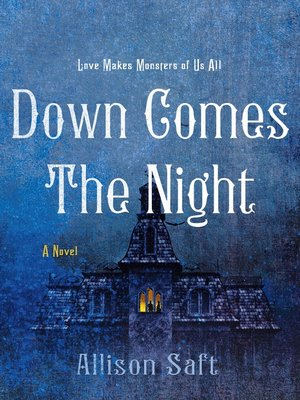 cover image of Down Comes the Night