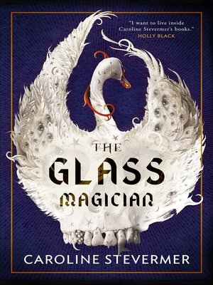 The Glass Magician Book Cover