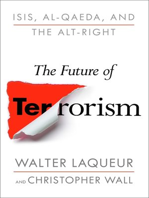 cover image of The Future of Terrorism