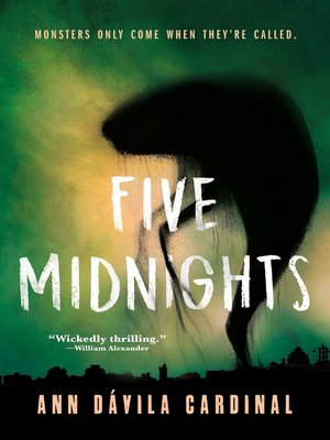cover image of Five Midnights