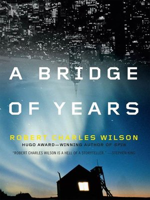 cover image of A Bridge of Years