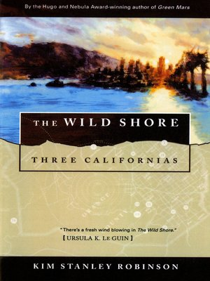 cover image of The Wild Shore